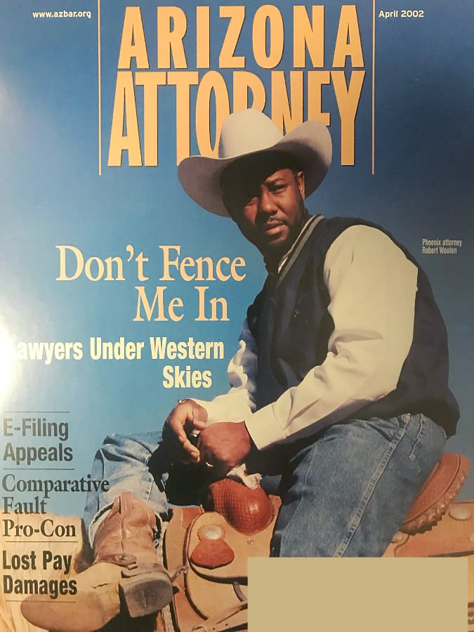 Robert Wooten - Cowboy Lawyer