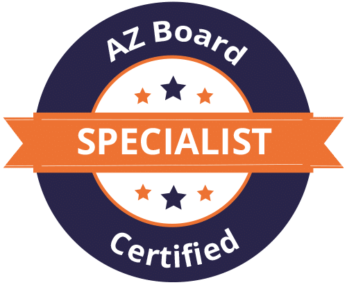 Arizona Board Certified Criminal Defense Specialist