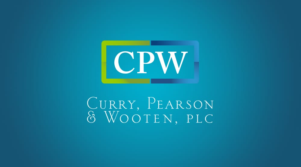 Curry, Pearson & Wooten Branded Screen
